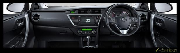 Australia 2013 Corolla Levin ZR