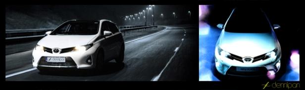 Europe 2013 Corolla Auris